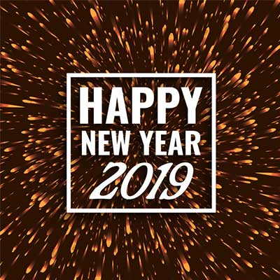 Wishing You a Safe and Happy 2019