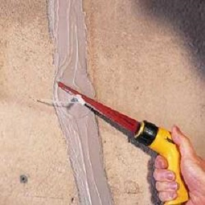 reparing concrete